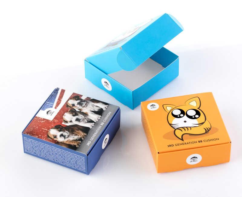 pudełka fasonowe małe